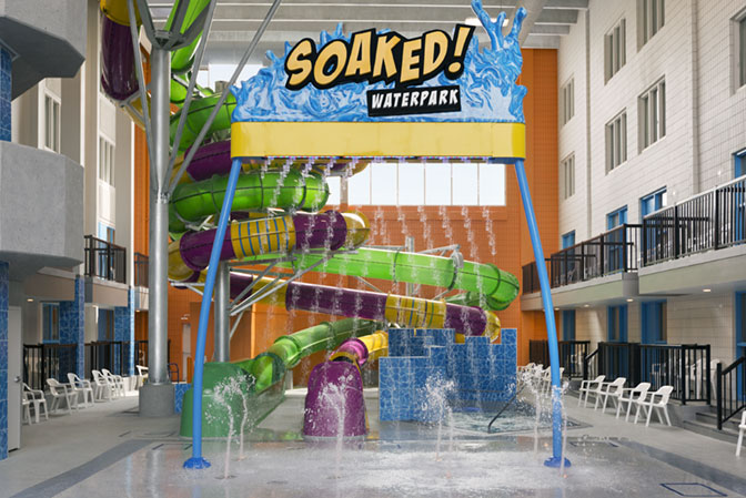 Watermark™ Digital Water Curtain